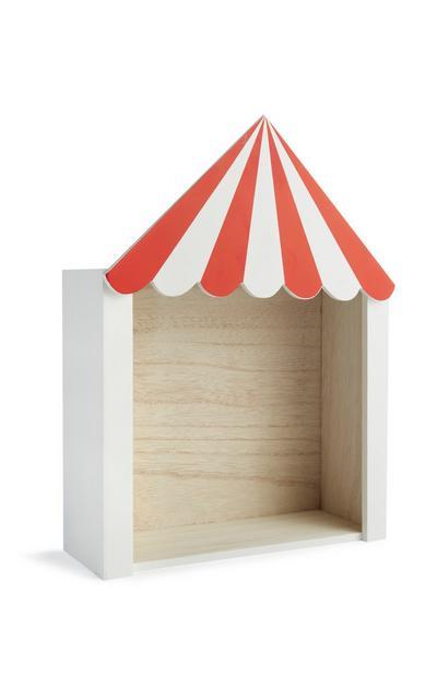 Kids Circus Tent Shelf