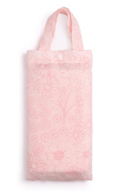 Pink Shower Curtain