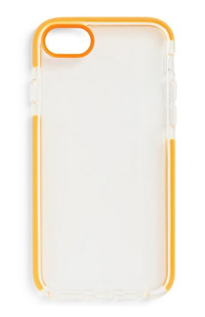 Orange Protective Phone Case