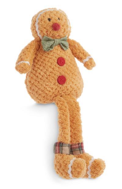 Brown Gingerbread Man