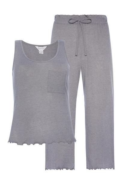 Purple Loungewear Set 2Pc