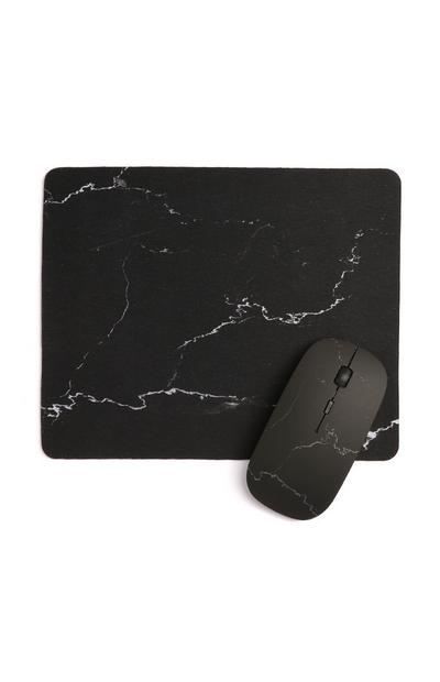Wireless Mouse And Pad