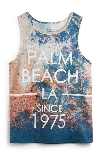 Palm Beach Vest