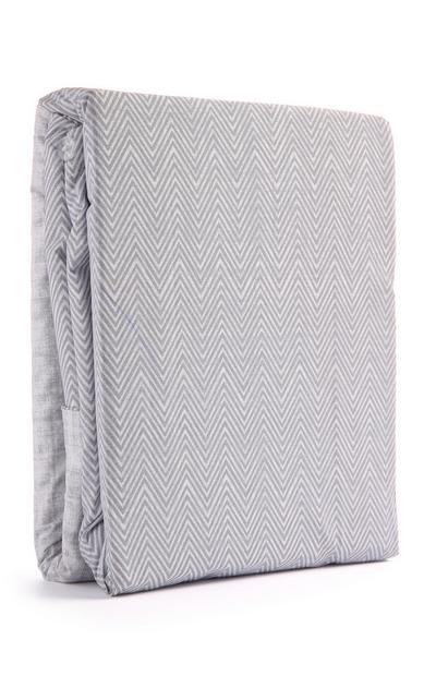 Light Grey Duvet Set