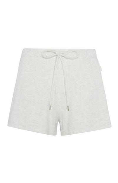 White Supersoft Shorts