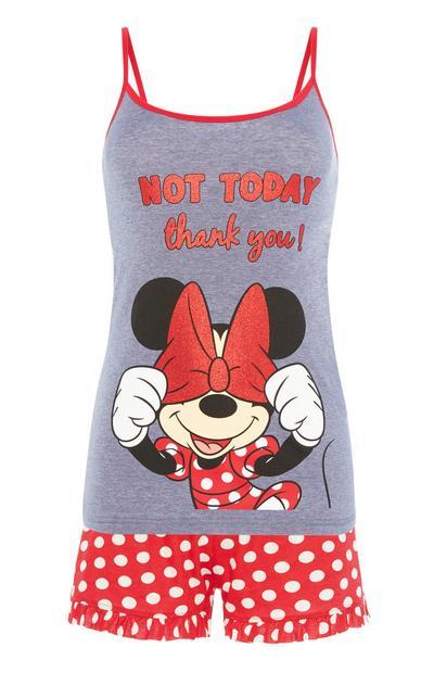 Minnie Mouse Pyjama Set 2Pc