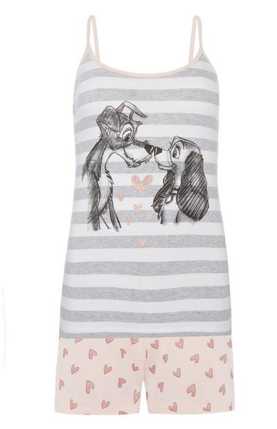 Lady And The Tramp Pyjama Set