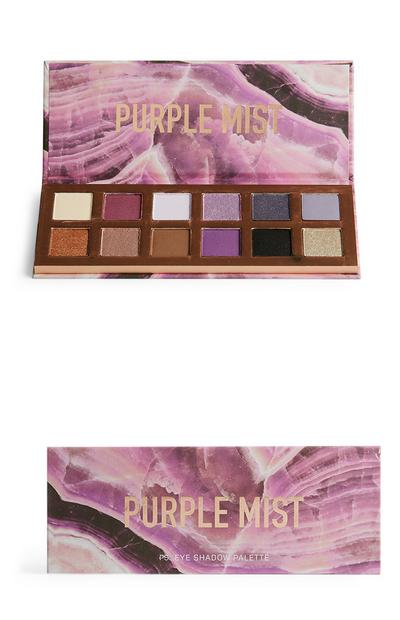 Purple Mist 12 Shade Eyeshadow Palette