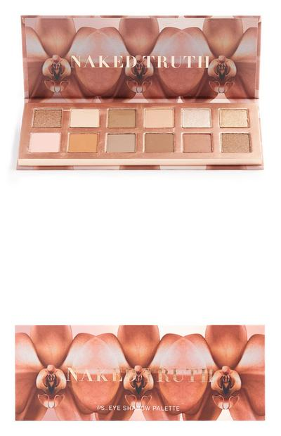 Naked Truth 12 Shade Eyeshadow Palette