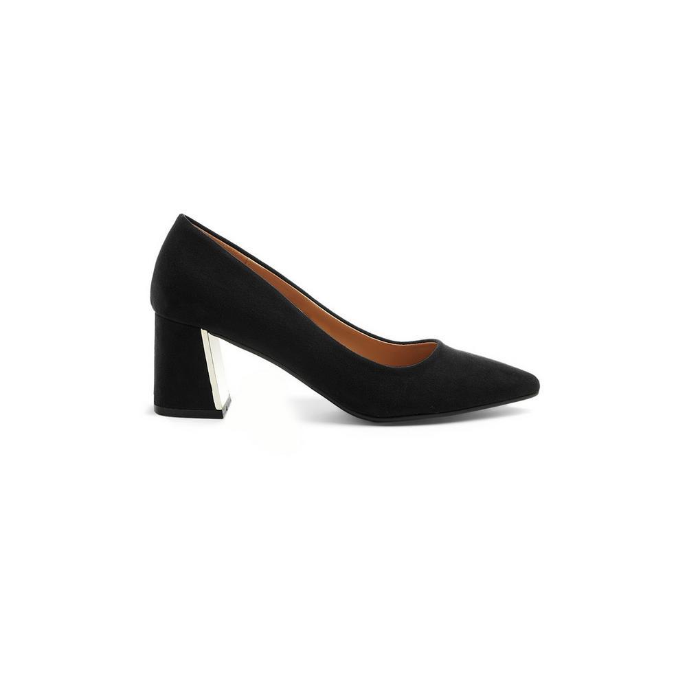 ventas especiales super popular última selección de 2019 Zapatos de salón con tacón negros | Zapatos de tacón ...