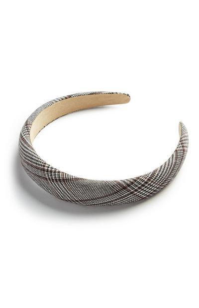 Plait Velvet Headband