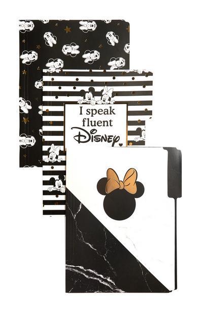 Disney A4 3Pk Folders