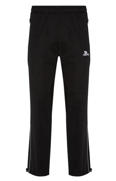 Black Playstation Joggers