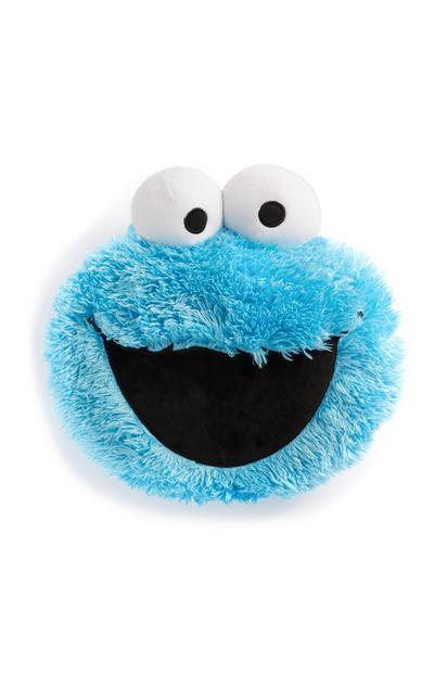 Blue Cookie Monster Cushion