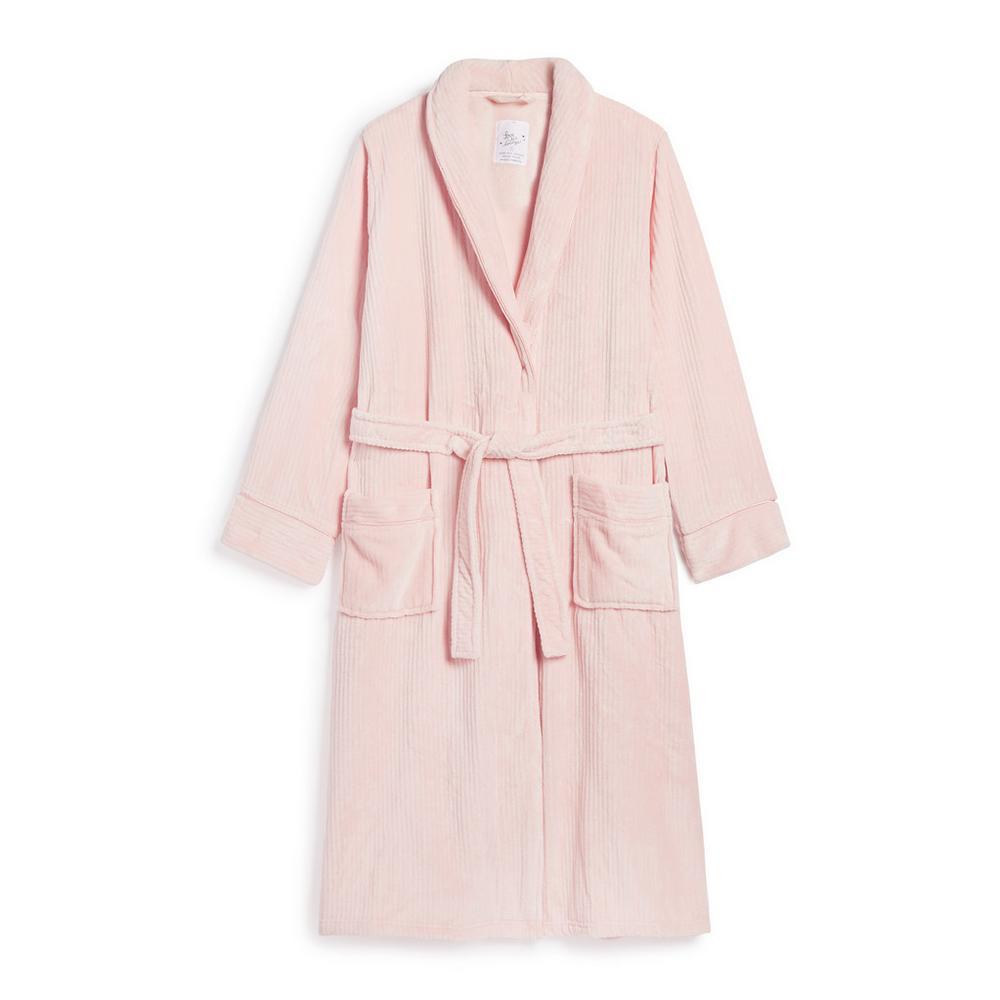 Precio reducido mejor precio al por mayor Bata rosa palo   Batas   Pijamas   Mujer   Las categorías ...