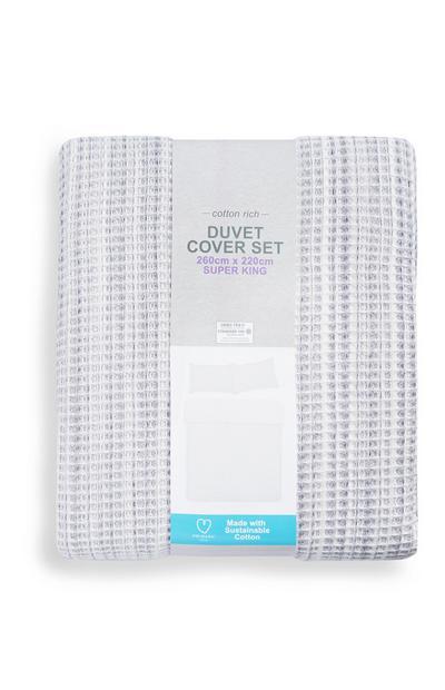 Sustainable Super King Duvet