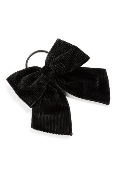 Velvet Bow Hairband