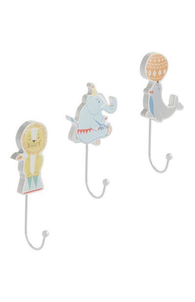 Kids Circus Hook 3Pk