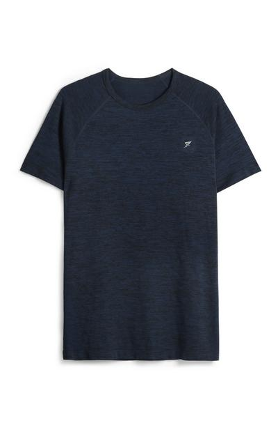 Navy Performance Top
