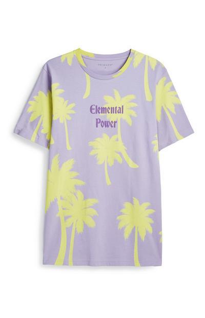 Lilac Neon T-Shirt