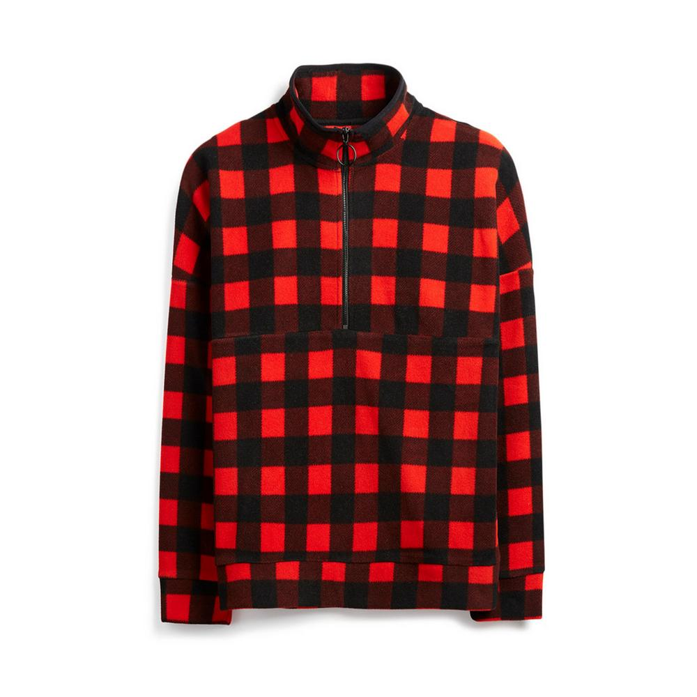 new style d4994 2d3e0 Giacca rossa a quadri   Abbigliamento sportivo da donna ...