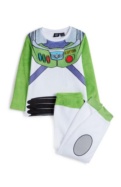 Younger Boy Buzz Lightyear Pyjamas 2Pc