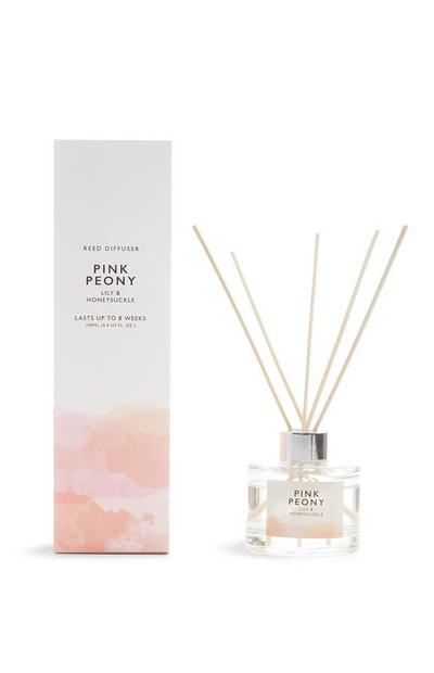 Pink Peony Large Diffuser