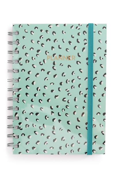 Animal Print Notebook
