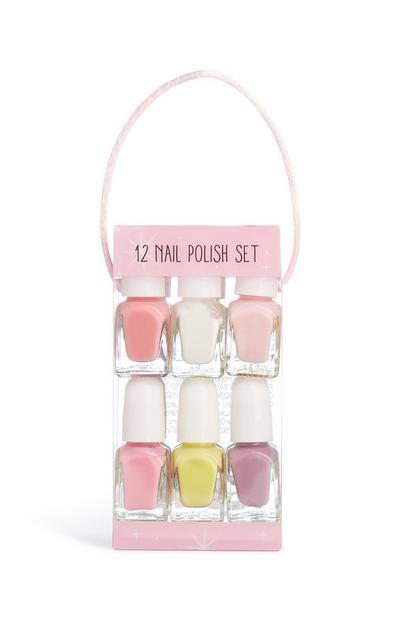 Nail Polish 12Pk