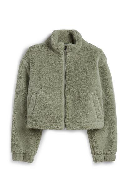 Green Borg Jacket