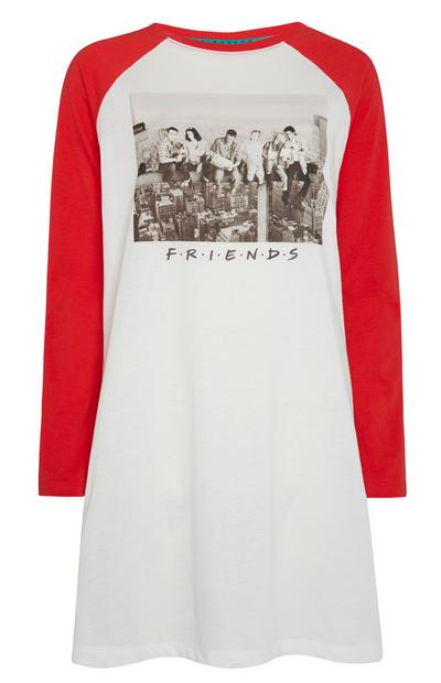 Friends Night Dress
