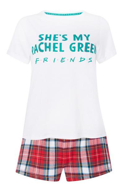 Friends Rachel Pyjama Set