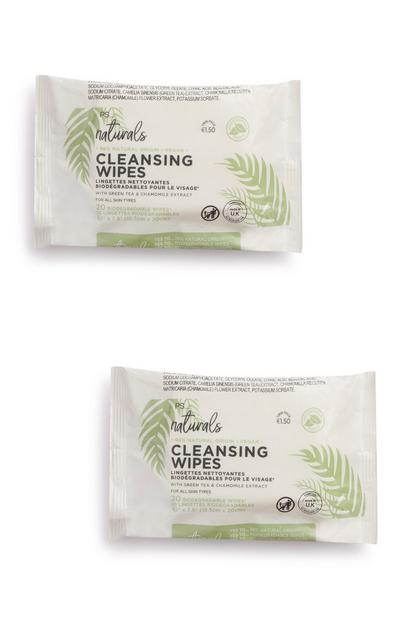 Ps Naturals Cleansing Wipes