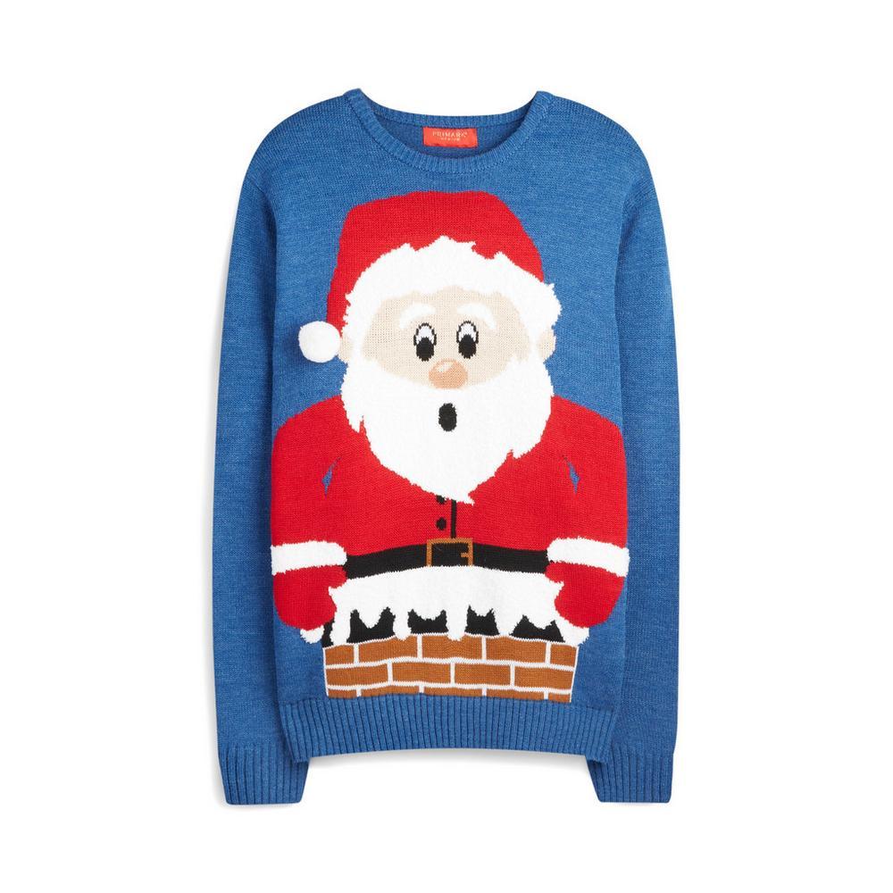 design di qualità 87cb8 aee0e Maglione natalizio Babbo Natale | Maglioni e felpe | Felpe ...