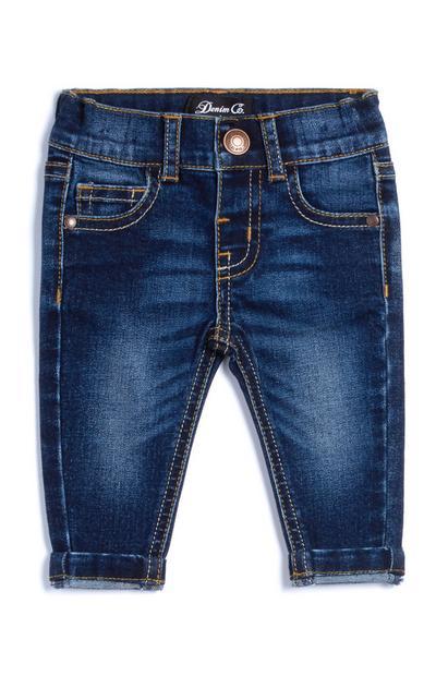 Baby Boy Indigo Jeans