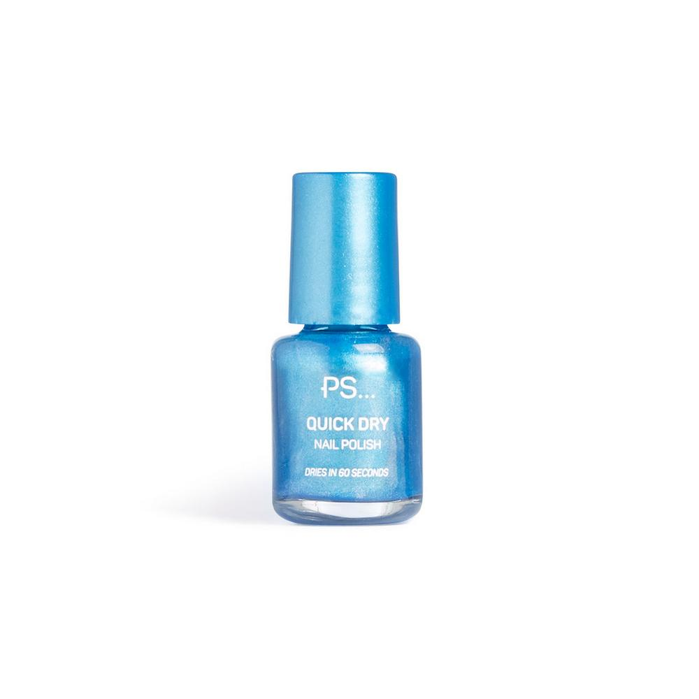 Blue Quick Dry Nail Polish | Nails | Cosmetics | Beauty | Categories ...
