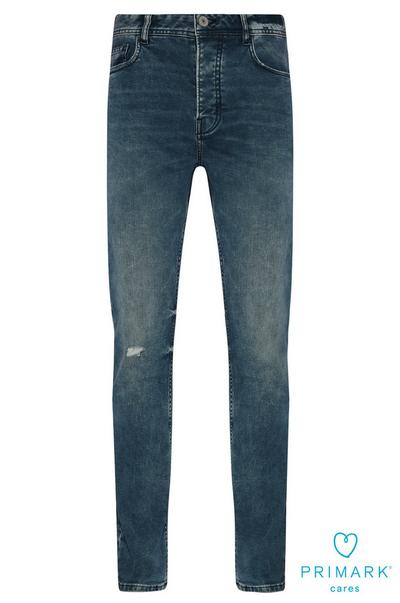 Slim Sustainable Cotton Jeans
