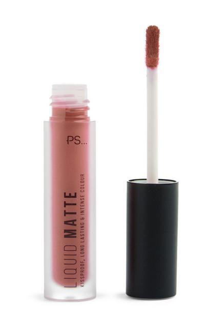 Matte Lipstick Romance