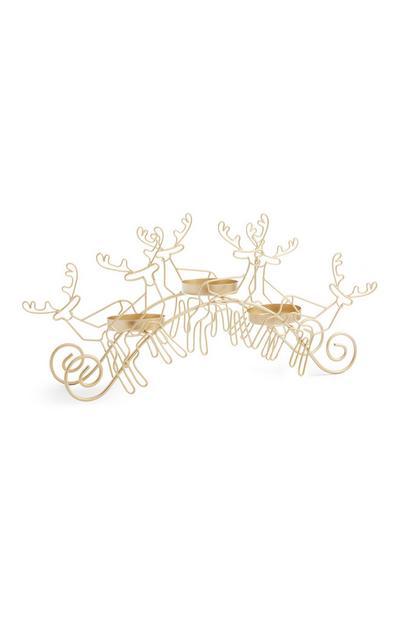 Reindeer Tealight