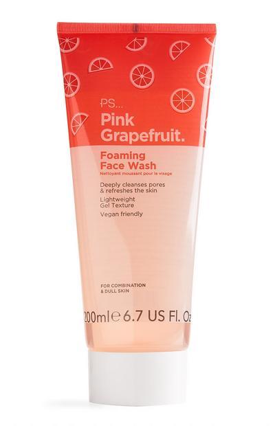 Pink Grapefruit Foaming Face Wash