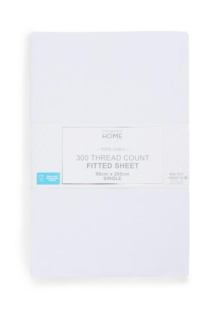 Sustainable Single Fitted Sheet