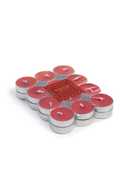 Winter Spice Tealight 24Pk