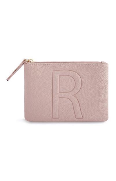 Letter R Pouch