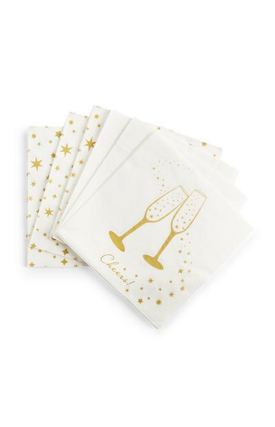 Cheers Party Napkins