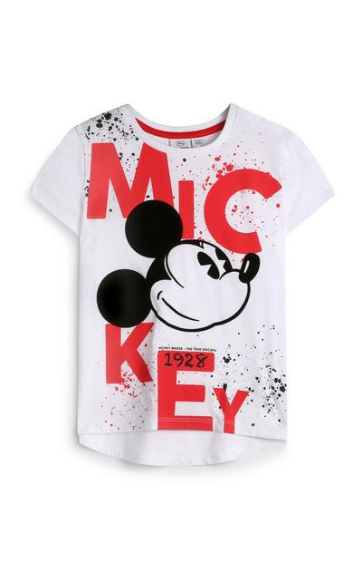 Younger Boy Mickey Mouse T-Shirt