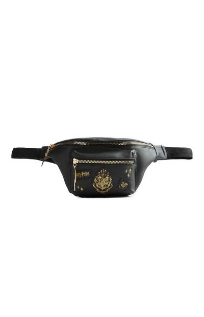 Black Harry Potter Bum Bag