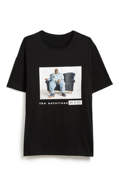 Biggie Photographic T-Shirt