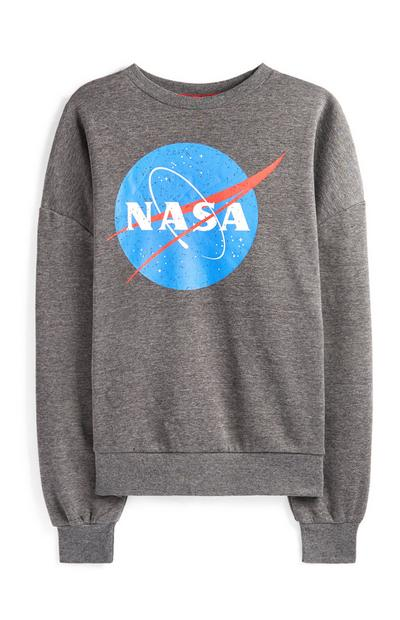 Grey Nasa Sweatshirt
