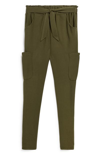 Older Girl Cargo Trouser