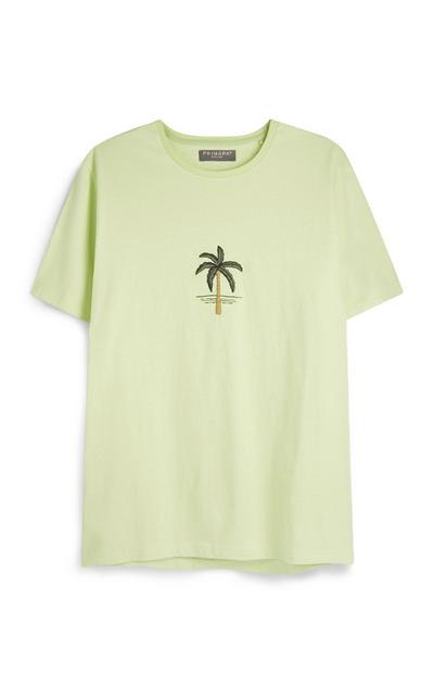 Green Palm Tree T-Shirt